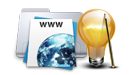 模板建站+网站开发